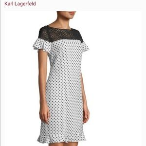 Karl Lagerfield Shift dress size 14